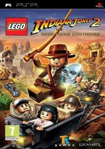 LEGO Indiana Jones 2: The Adventure Continues /ENG/ [ISO] PSP
