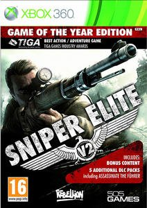 Sniper Elite V2. Game of the Year Edition (2013) [ENG/FULL/Region Free] (LT+1.9) XBOX360