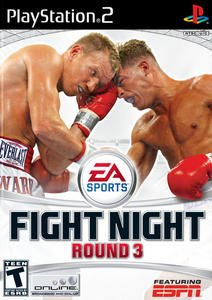 Fight Night Round 3 [RUS][NTSC] PS2