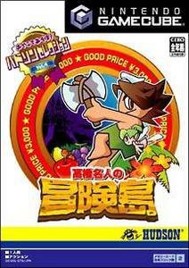 Adventure Island (2003) [JAP][NTSC] GameCube