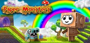 Paper Monsters 1.0.3 [ENG][ANDROID] (2012)