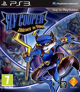 Прыжок во времени / Sly Cooper: Thieves in Time (2013) [ENG][FULL] [3.41/3.55/4.30 Kmeaw] PS3