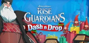 Rise of the guardians Dash n Drop 1.1 [ENG][ANDROID] (2013)