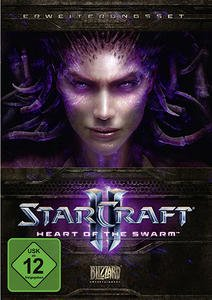 StarCraft 2 - Wings of Liberty + Hearts of the Swarm (RUS/ENG) [Repack от z10yded] /Blizzard Entertainment/ (2013) PC