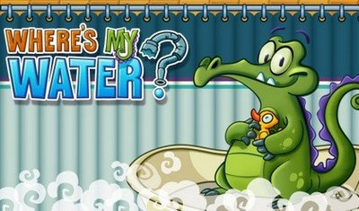 Where's My Water? / Крокодильчик Свомпи 1.7.0, 1.8.1, 1.9.0, 1.11.0 [RUS][ANDROID] (2011)