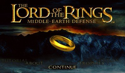The Lord of the Rings: Middle-earth Defense v1.3.1 [ENG][ANDROID] (2011)
