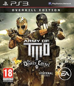 Army of Two: The Devil's Cartel (2013) [ENG][FULL] [3.41/3.55/4.30 Kmeaw] PS3