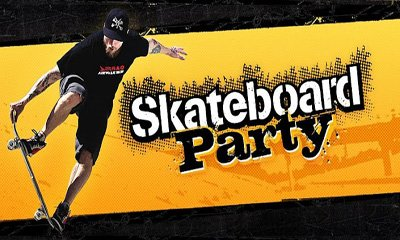 Mike V: Skateboard Party HD v1.01 [ENG][ANDROID] (2011)