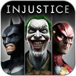 Injustice: Gods Among Us v1.0.2 [RUS][iOS] (2013)