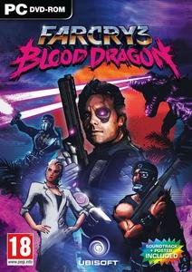 Far Cry 3. Blood Dragon (RUS/ENG) [Repack от Fenixx] /Ubisoft/ (2013) PC