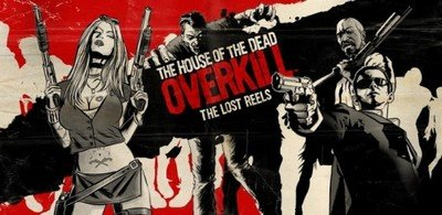 House of the Dead Overkill: LR v1.28 [RUS][ANDROID] (2013)
