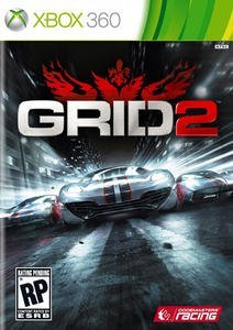 GRID 2 (2013) [ENG/FULL/Region Free] (LT+2.0) XBOX360