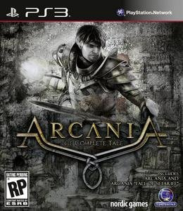 Arcania: The Complete Tale (2013) [RUSSOUND][FULL] [3.55/4.21/4.30 Kmeaw] PS3