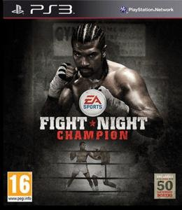 Fight Night: Champion (2011) [RUS][FULL] [3.41/3.55/4.30+ Kmeaw] PS3