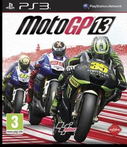 MotoGP 13 (2013) [ENG][FULL] [3.41/3.55/4.30 Kmeaw] PS3