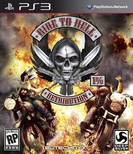Ride to Hell: Retribution (2013) [ENG][FULL] [3.41/3.55/4.30 Kmeaw] PS3