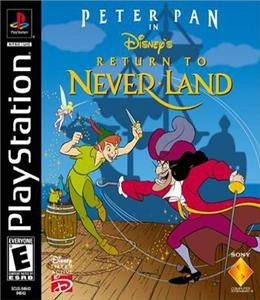 Peter Pan in Return to Neverland [RUS] (2002) PSX-PSP
