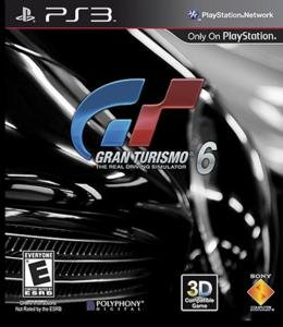Gran Turismo 6 (2013) [RUSSOUND][DEMO] [3.41/3.55/4.30+ Kmeaw] PS3