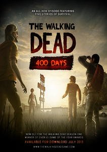 The Walking Dead + 400 Days (ENG) /Telltale Games/ (2013) PC
