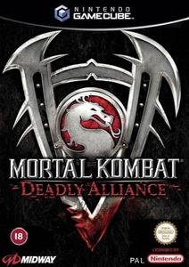 Mortal Kombat: Deadly Alliance (2002) [ENG][PAL] GameCube