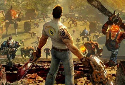 The Serious Sam Collection для XBox 360