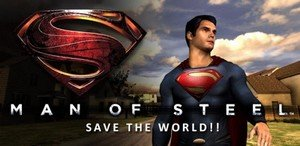 Man of Steel v1.0.9-1.0.12 [RUS][ANDROID] (2013)