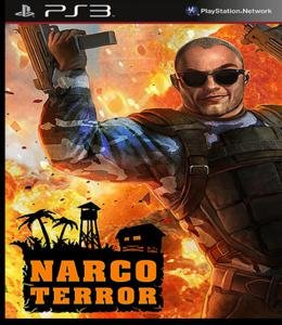 Narco Terror (2013) [RUS][FULL] [3.41/3.55/4.30+ Kmeaw] PS3