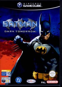 Batman: Dark Tomorrow (2003) [ENG][PAL] GameCube