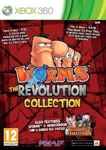 Worms: The Revolution Collection (2013) [ENG/FULL/PAL] (LT+1.9) XBOX360
