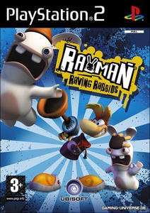 Rayman Raving Rabbids [ENG][PAL] PS2