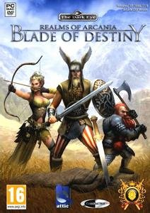 Realms of Arkania: Blade of Destiny HD (ENG) /Crafty Studios/ (2013) PC