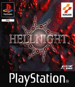 Hell Night: Dark Messiah [RUS] (1999) PSX-PSP