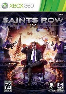Saints Row IV (2013) [ENG/FULL/Region Free] (LT+3.0) XBOX360