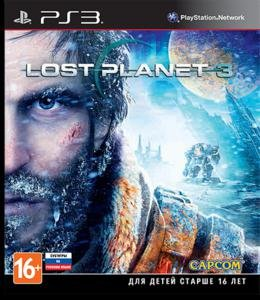 Lost Planet 3 (2013) [RUS][FULL] [3.41/3.55/4.30+ Kmeaw] PS3