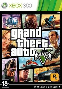 Grand Theft Auto V (2013) [RUS/FULL/Region Free] (LT+3.0) XBOX360