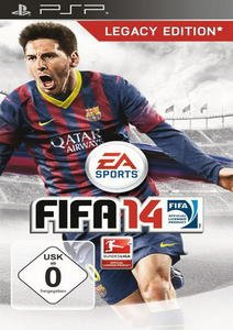 FIFA 14 /ENG/ [ISO] (2013) PSP