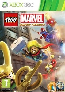 LEGO Marvel Super Heroes (2013) [RUS/FULL/Freeboot][JTAG] XBOX360