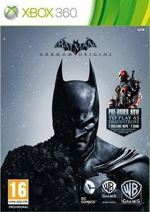 Batman: Arkham Origins (2013) [RUS/FULL/Region Free] (LT+3.0) XBOX360