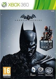 Batman: Arkham Origins (2013) [RUS/FULL/Freeboot][JTAG] XBOX360