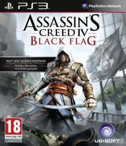 Assassin's Creed IV: Black Flag (2013) [RUSSOUND][FULL] [3.41/3.55/4.30+ Kmeaw] PS3