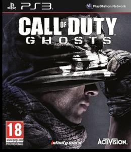 Call of Duty: Ghost (2013) [RUSSOUND][FULL] [3.41/3.55/4.30+ Kmeaw] PS3