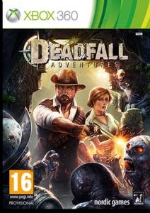 Deadfall Adventures (2013) [RUS/FULL/Region Free] (LT+1.9) XBOX360
