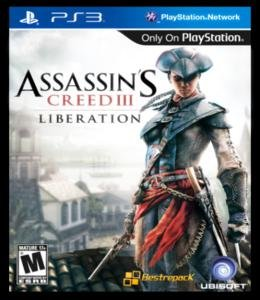 Assassin's Creed: Liberation (2013) [RUS][FULL] [3.41/3.55/4.30+ Kmeaw] PS3