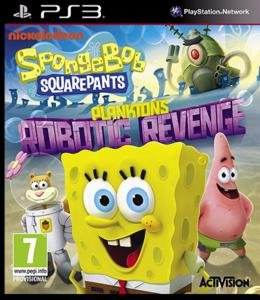 SpongeBob SquarePants: Plankton's Robotic Revenge (2013) [ENG][FULL] [3.41/3.55/4.30 Kmeaw] PS3