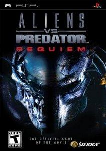 Aliens vs Predator: Requiem /RUS/ [CSO] PSP