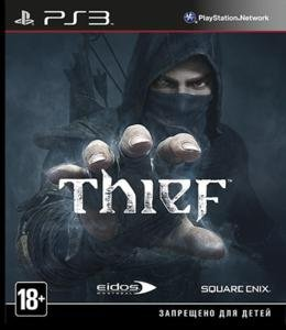 Thief (2014) [RUSSOUND][FULL] [3.41/3.55/4.30+ Kmeaw] PS3