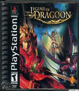 The Legend of Dragoon [RUS] (2000) PSX-PSP