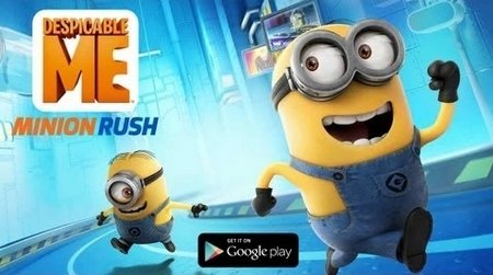 Despicable Me [RUS][ANDROID] (2013)