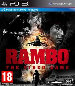 Rambo: The Videogame (2014) [FULL][RUS] [4.53]  PS3