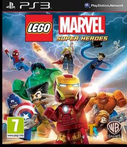 LEGO: Marvel Super Heroes (2013) [RUS][FULL] [3.41/3.55/4.30+ Kmeaw] PS3